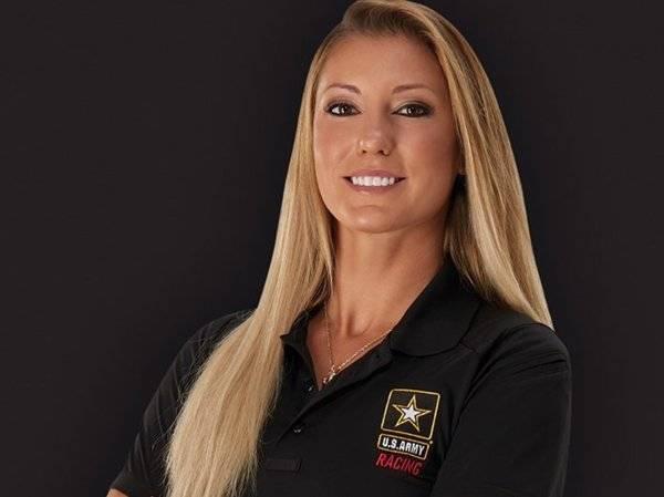 Leah Pritchett NHRA TF DSR driver 2018 Army sponsored.jpg