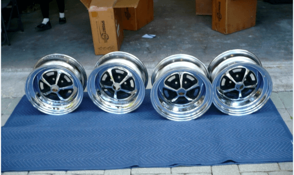 For Sale Wanted 16 X 8 Rally Magnum 500 Style Chrome Steel Wheels For B Bodies Only Classic Mopar Forum