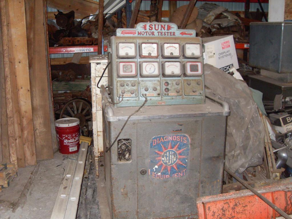 Offer Up Cars For Sale >> Antique SUN Diagnostic Machines For Sale | For B Bodies Only Classic Mopar Forum