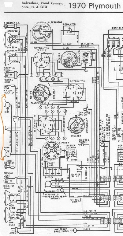 1970 Rr No Power At Ignition
