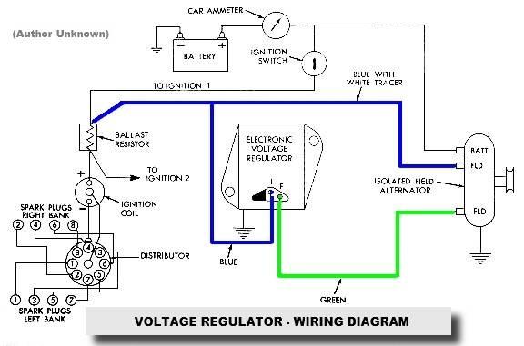 Voltage Regulator Confusion
