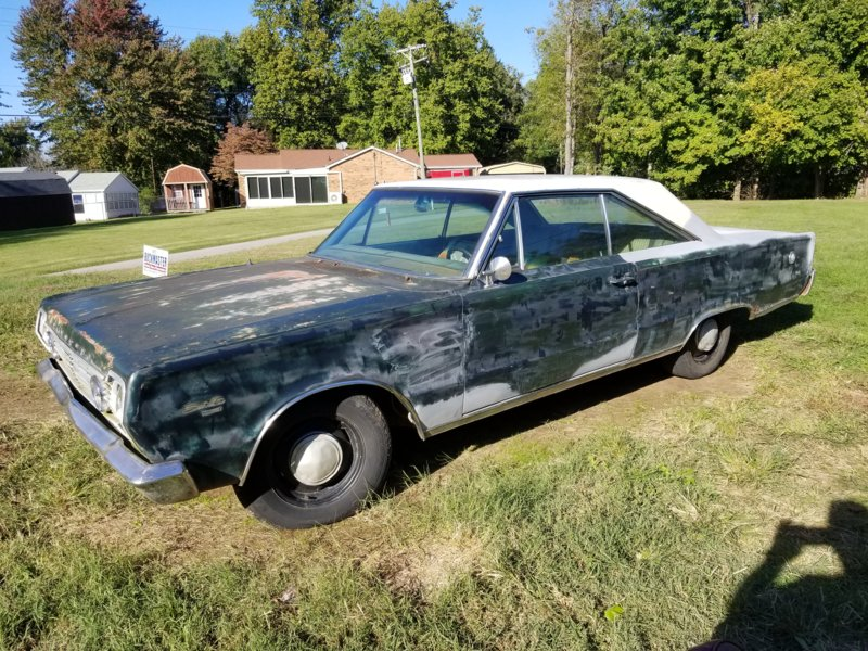 SOLD - 1966 plymouth satellite sale or trade
