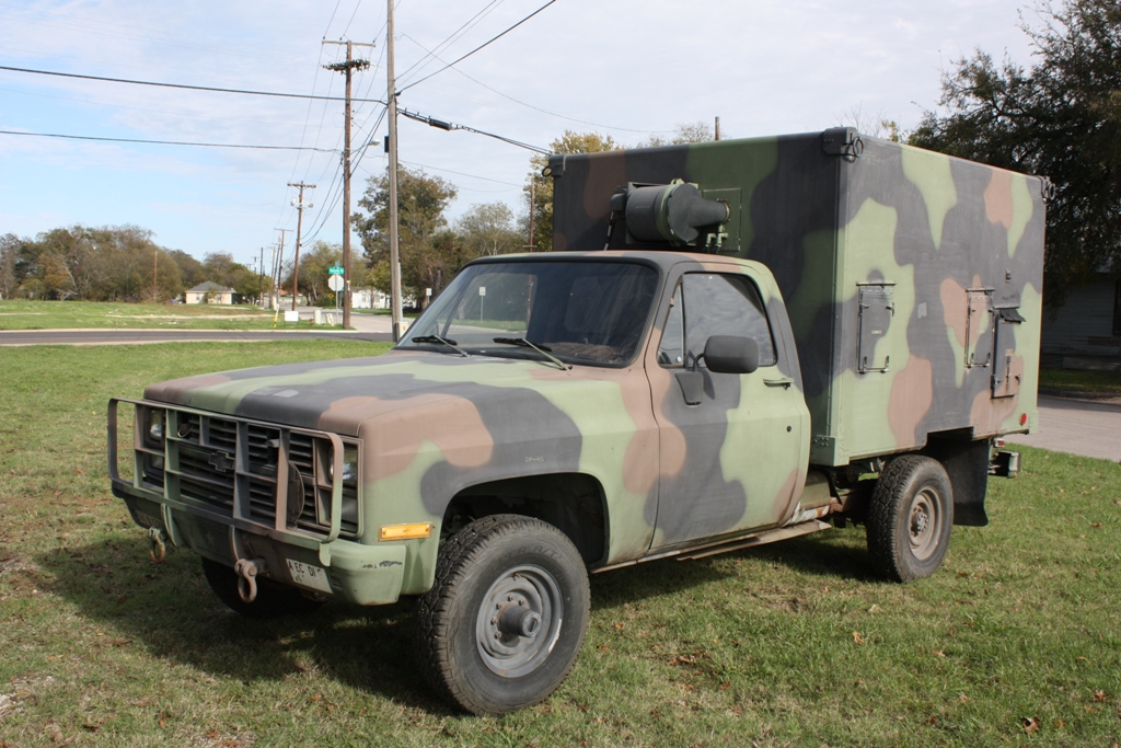 Chevy Military Trucks For Sale >> D30 Military Truck For Sale
