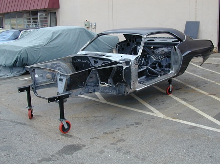 Sold Fs Mopar A B E Body Car Moving Body Wheel Set