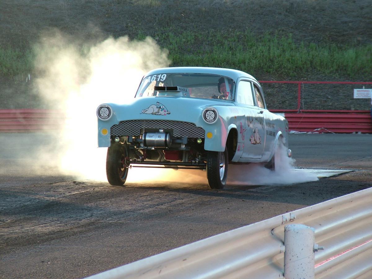 Gasser Dodge 1954 Dodge Coronet Gasser