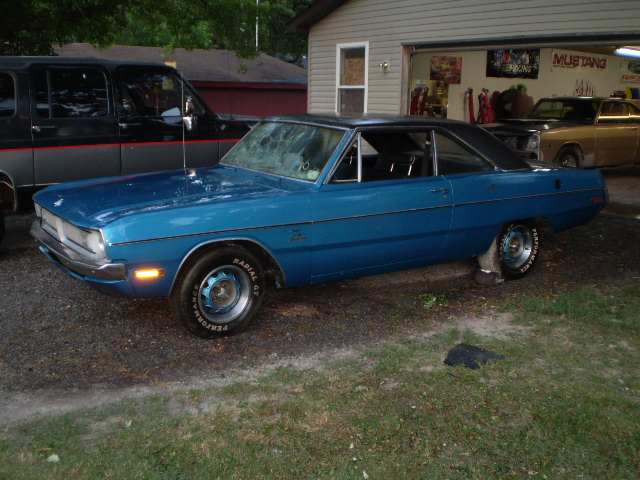 1970 Dodge Dart Swinger 318 Auto For B Bodies Only