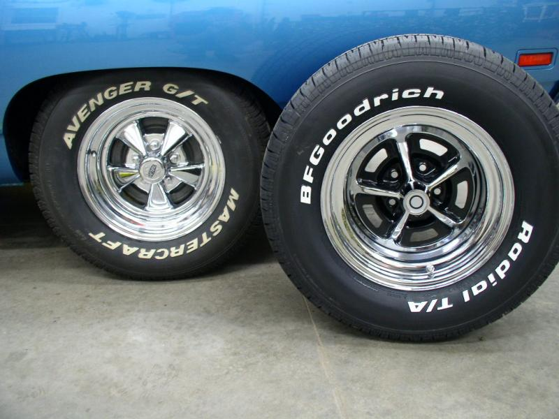 Magnum 500 Wheels >> New Magnum 500 Wheels Buying Experience For B Bodies Only Classic