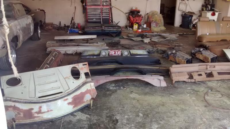 FOR SALE - 68-70 b-body parts must go | For B Bodies Only