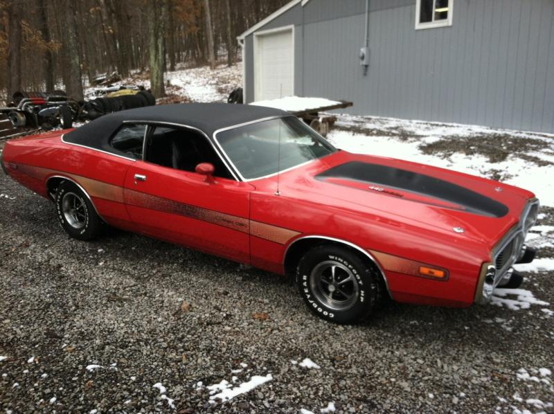 FOR SALE - Original 1974 Charger Rallye 440 | For B Bodies ...