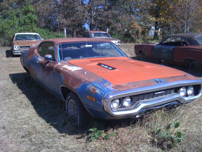 Plymouth Satellite Project Car For Sale