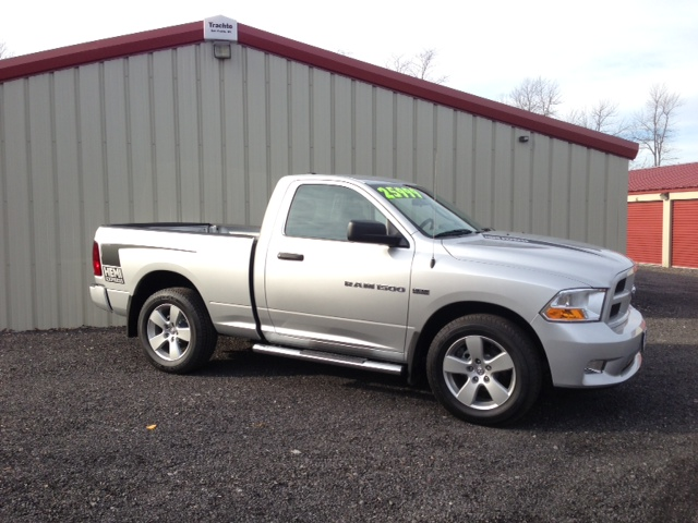 for sale 2012 dodge ram 1500 hemi express 4x4 new 900 miles. Cars Review. Best American Auto & Cars Review