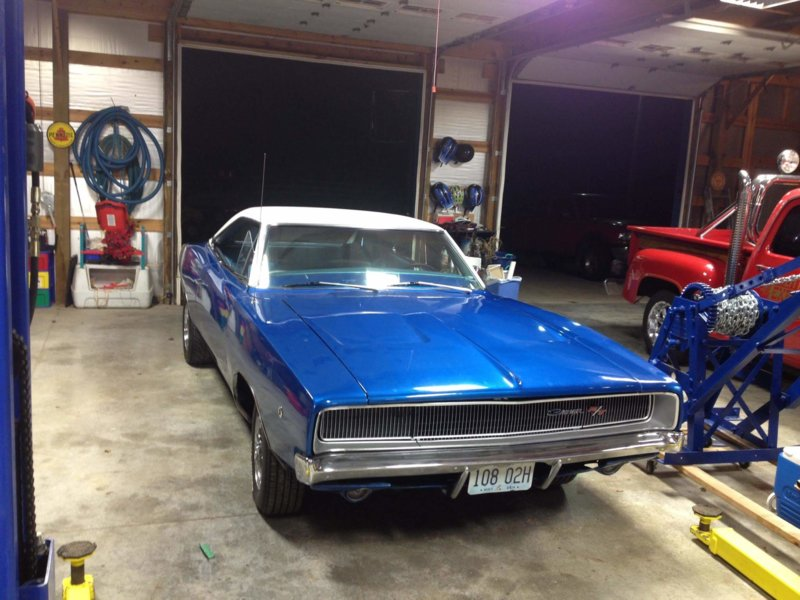 Dodge charger 1968 rt xs29l8g244042 | For B Bodies Only