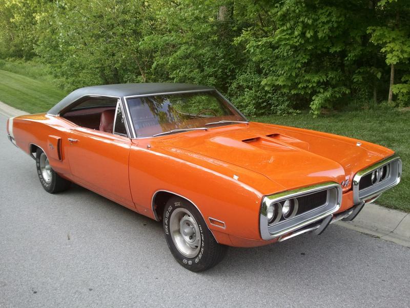 Sold Ultra Rare 1970 Dodge Coronet R T For B Bodies