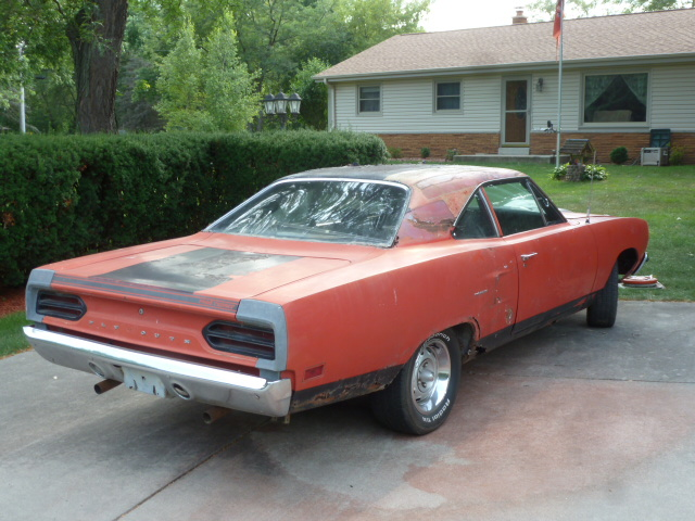 For Sale 1970 Plymouth Road Runner 383 Factory N96 Car Barn Find For B Bodies Only Classic