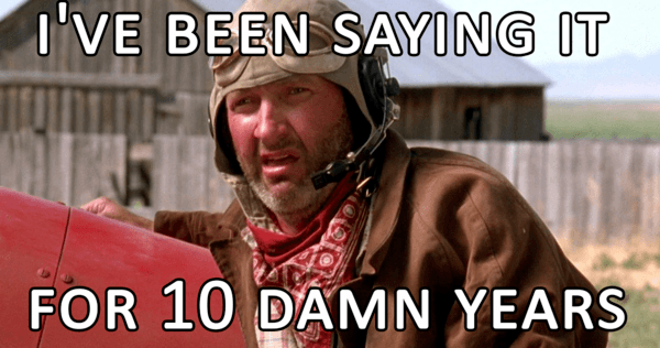 Smiley I've been saying that for 10 damn years Randy Quaid Independence day.png