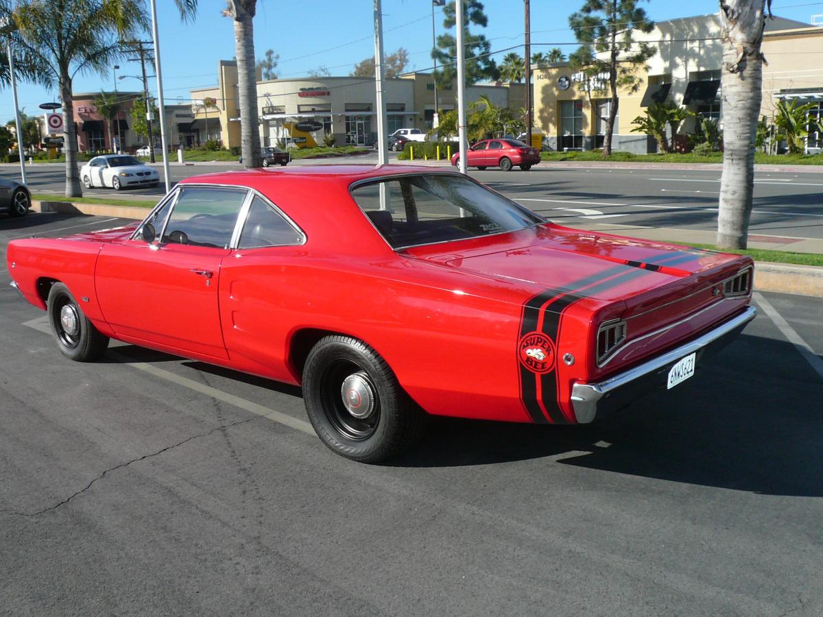 1968 Dodge Coronet Super Bee For B Bodies Only Classic