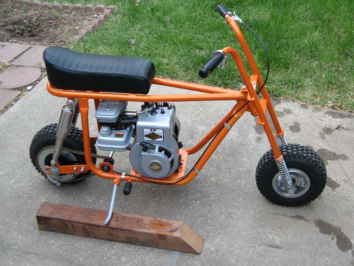 Vintage Mini Bike Parts Australia - Bicycling and the Best ...