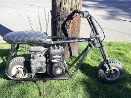 Taco 44 Mini Bike #3 with 5hp Briggs & Straton engine.jpg