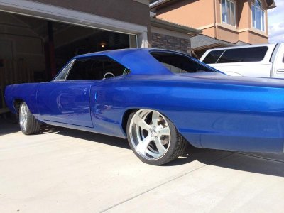 Big wheels on Bbodies | Page 3 | For B Bodies Only Classic Mopar Forum