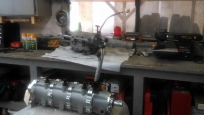 Jerico 4-Speed | For B Bodies Only Classic Mopar Forum