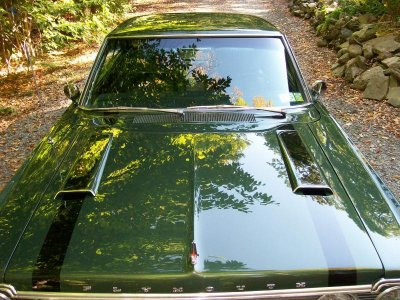 67 GTX Hood Scoops Functional? | For B Bodies Only Classic Mopar Forum