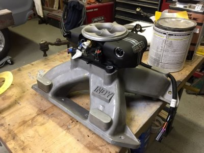 Anyone running FiTech? | For B Bodies Only Classic Mopar Forum