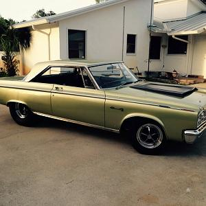 1965 coronet 500 pro street | For B Bodies Only Classic